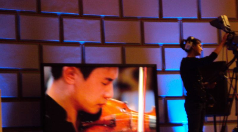 Donghyun Kim, Premiul II, vioară.