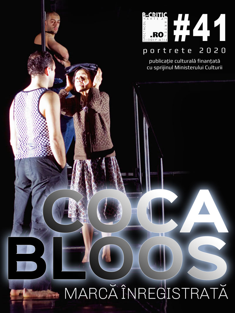 Portret Coca Bloos